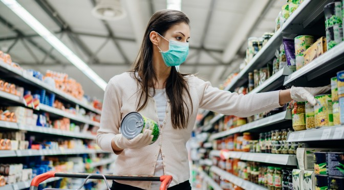 COVID-19 grocery shopping tips for patients