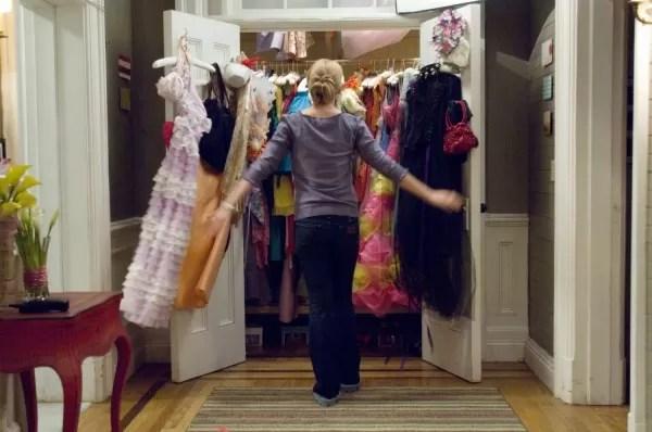 Resultado de imagen de armario de vestidos