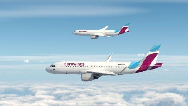 Lufthansa y Eurowings