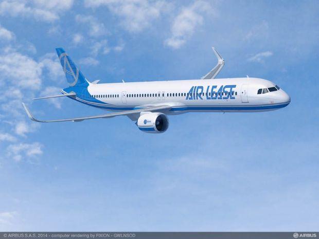 A321neo LR, Airbus