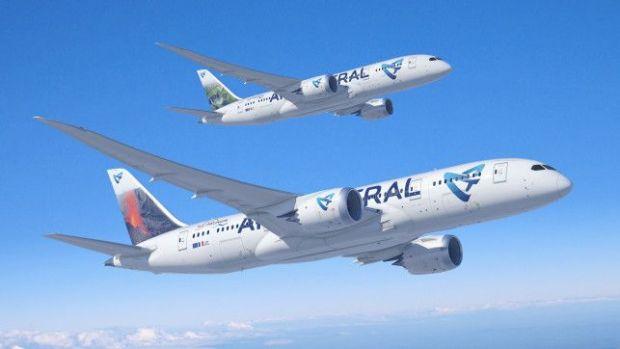 Foto:  Air Austral