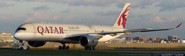 Para volar en este A350 tendrás que apoquinar tasa... (Clément Alloing Flickr)