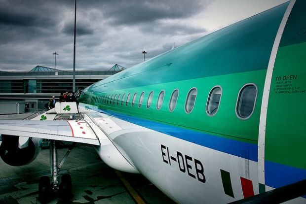 Embarque en A320 de Aer Lingus. whereisemil Flickr
