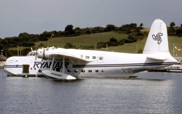 Short S.25 Sunderland de Ryanair