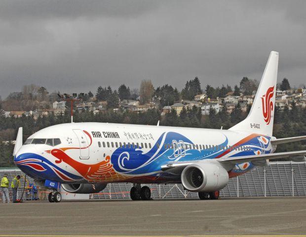 Como todos los 737 sean tan chanantes como este de Air China... ¡dónde hay que firmar?? (Boeing Dreamscape)