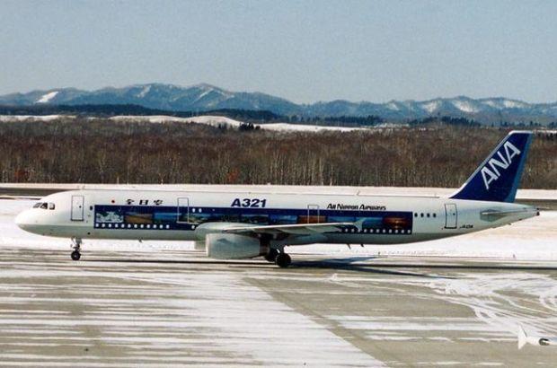 El primer A321 de ANA voló de esta pinta (Autor: Chatama)