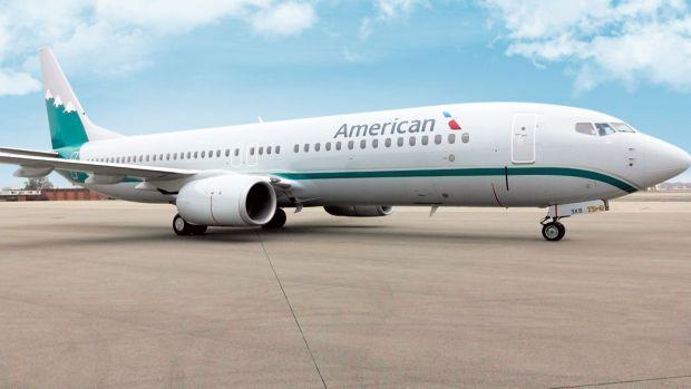 Versión revisitada de Reno Air por American (AA)
