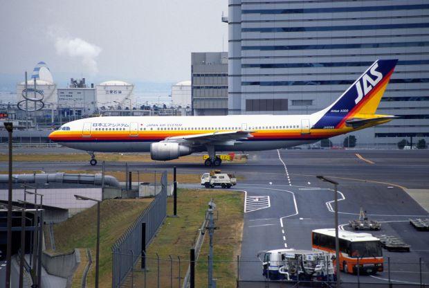 A300-600 de JAS (Yonezawa-Shi)