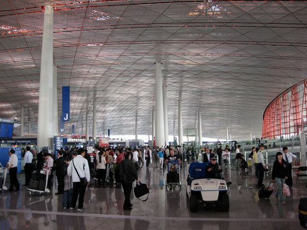 Terminal 3 de PEK (Mike Beltzner)