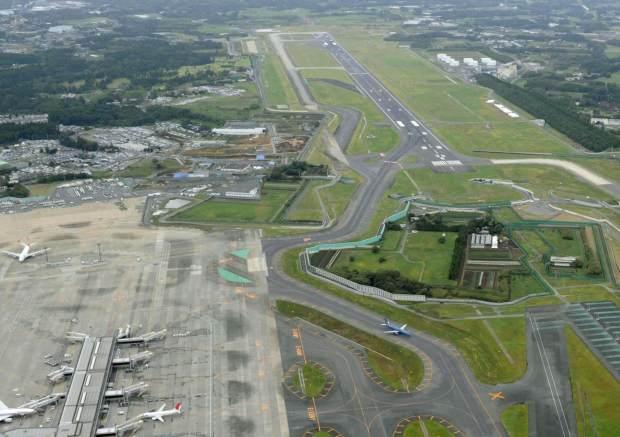 Barajas y Narita: las granjas que quedan en pie