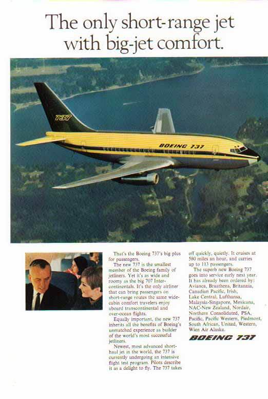 Boeing advertising