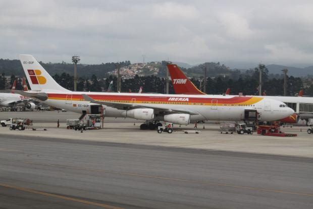 A340-300 Iberia