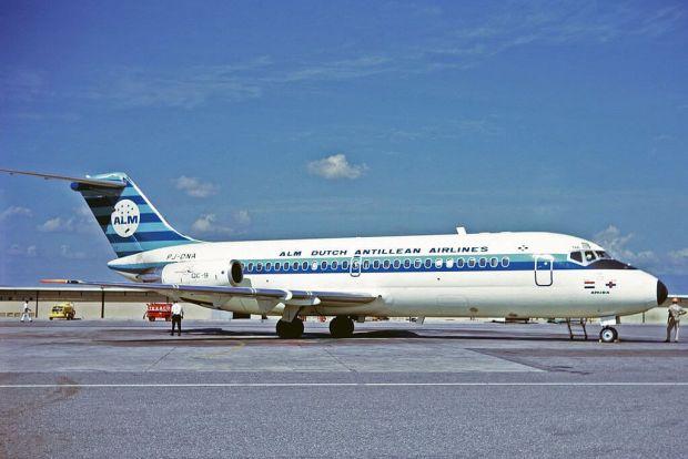 DC-9 de ATM Antillean Airlines