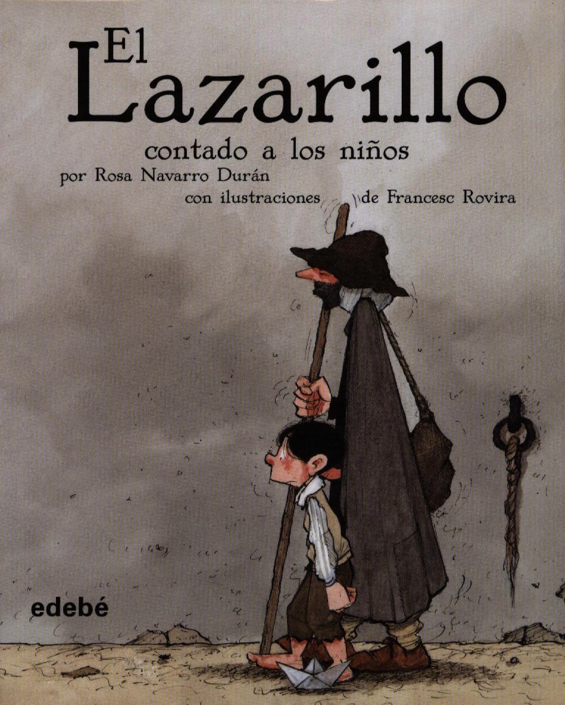 Resultado de imagen de El Lazarillo contado a los niños