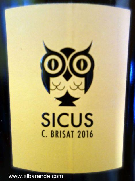 Sicus Brisat 2016