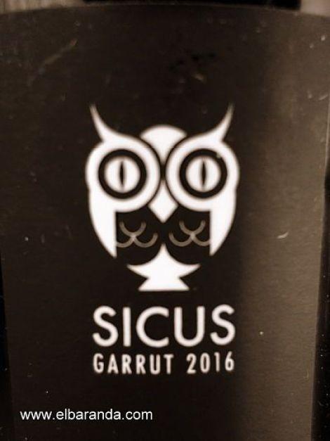 Sicus Garrut 2016