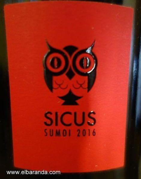 Sicus Sumol 2016