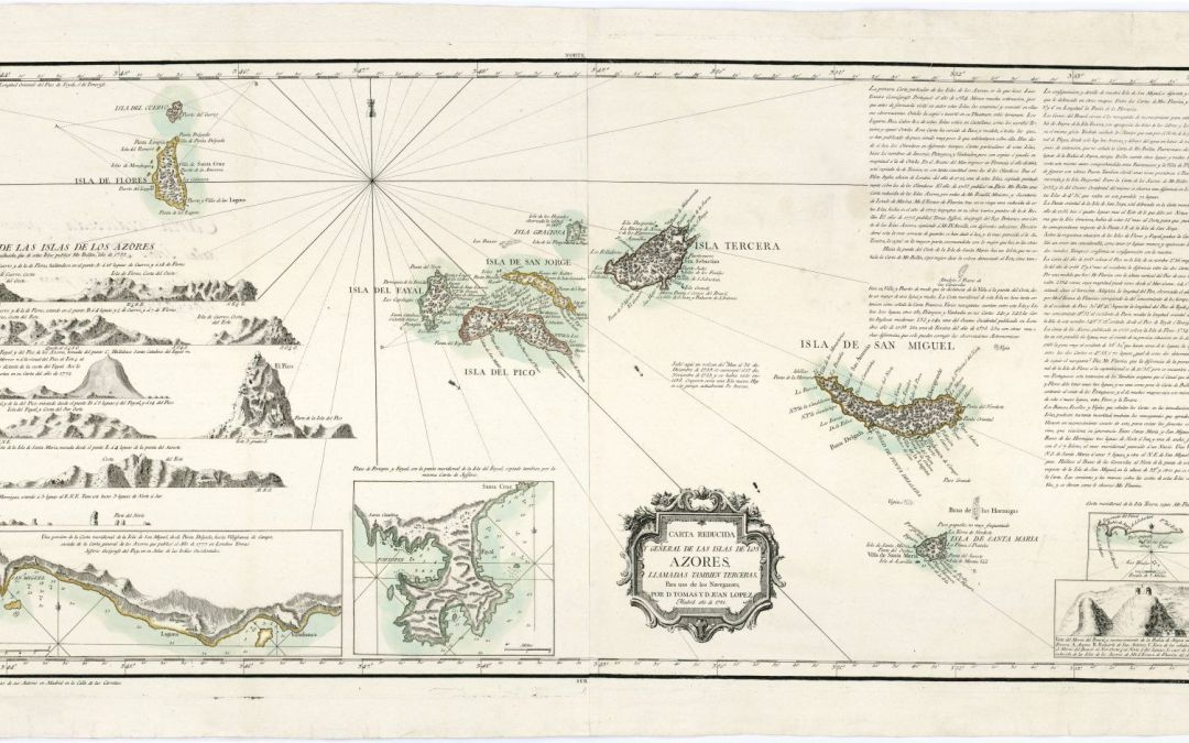 Cerrando el periplo vinícola por las islas volcánicas: Las Islas Azores