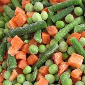 mixed vegetables with green beans frozen