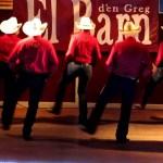 Pasos básicos en Country Linedance