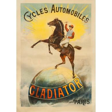 affiches publicitaires vintage