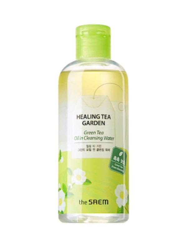 Healing Tea Garden Green Tea Cleansing Water