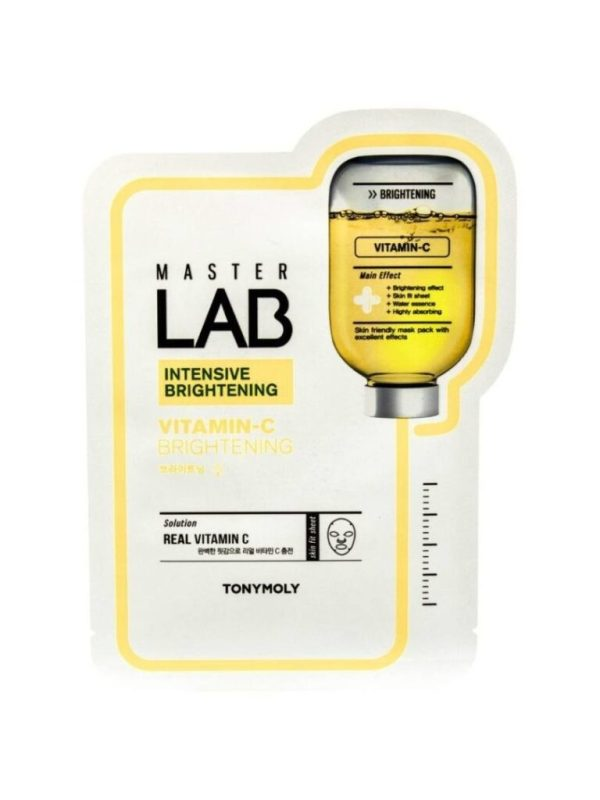 Master Lab Mask Sheet- Vitamin C