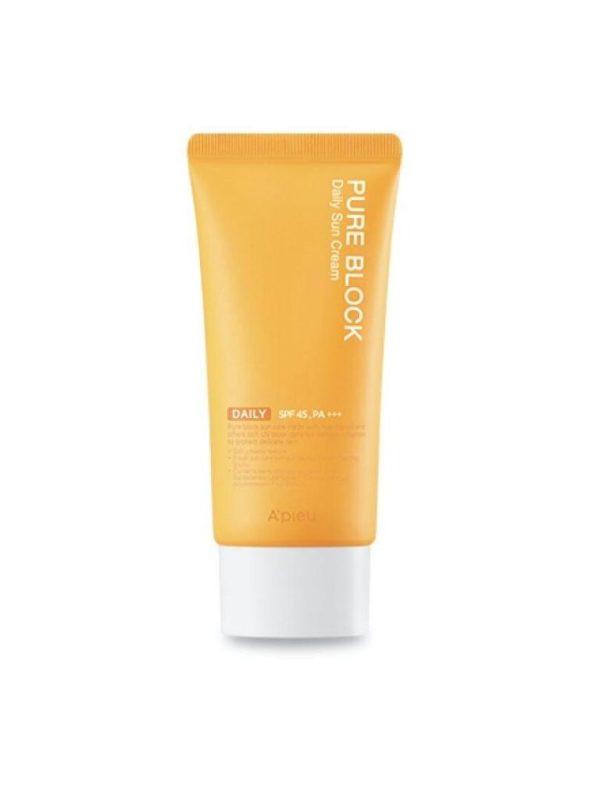 apieu pure block daily sun cream