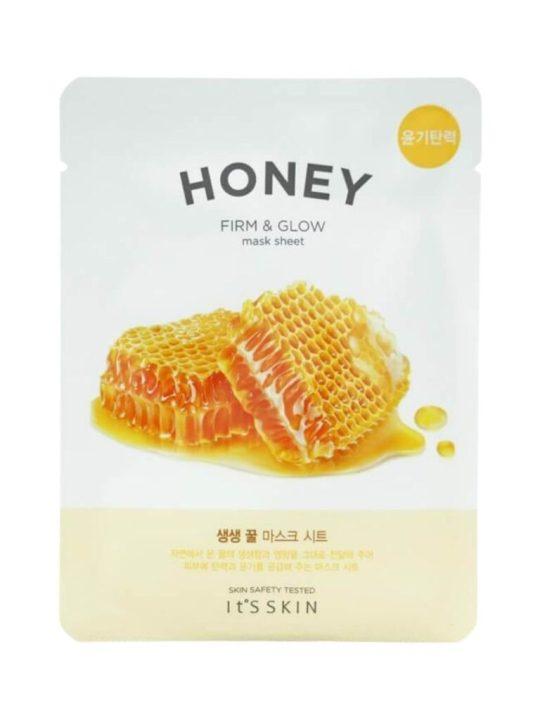 honey mask sheet its skin