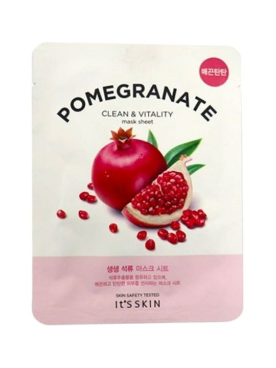 pomegranate mask sheet its skin (2)