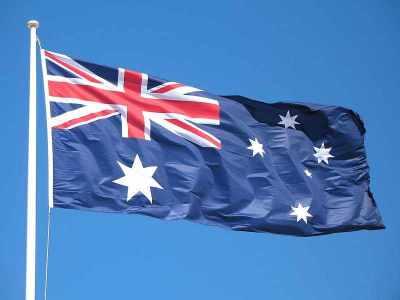 علم-أستراليا