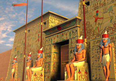 LuxorTemple2معبد الاقصر