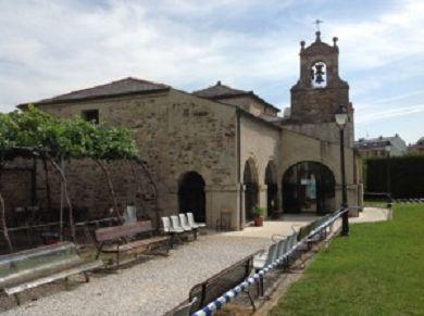 Iglesia del Carmen y Albergue de Peregrinos