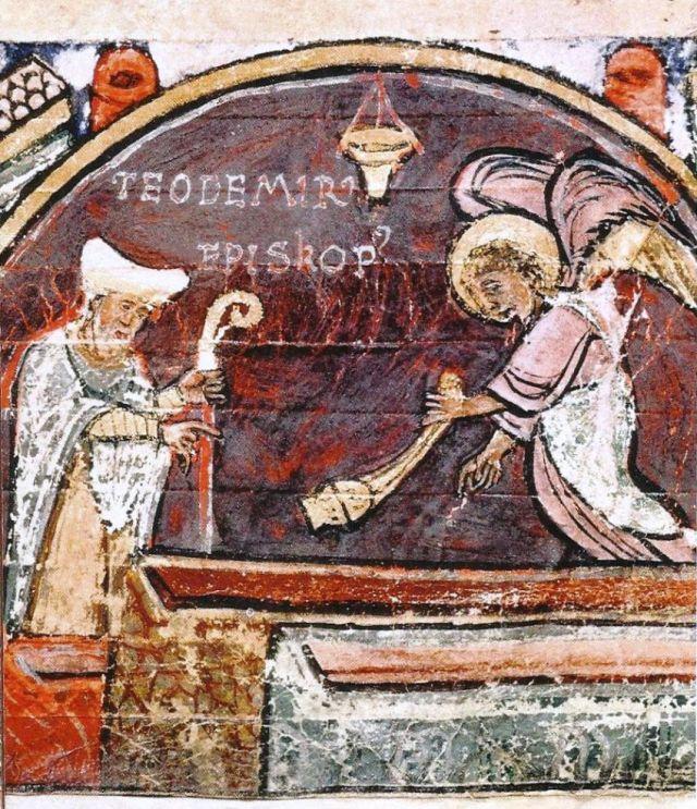 Tumba Apostol