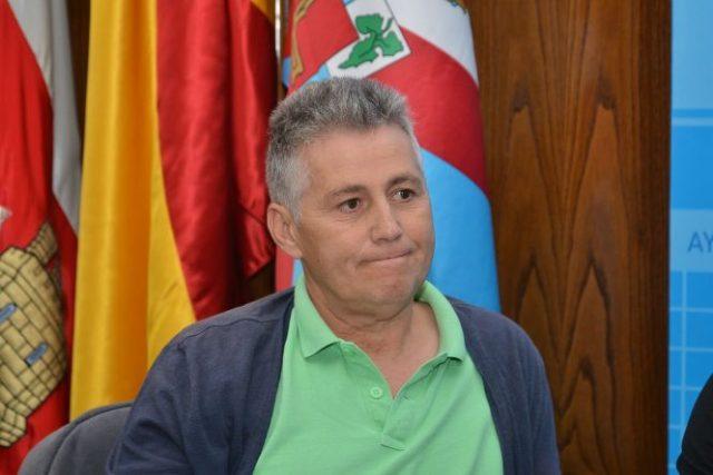 Ramón Valcarce, presidente de la Asociación de Familiares de Proyecto Hombre en el Bierzo. / QUINITO