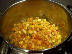 alubias - Alubias con quinoa y verduritas