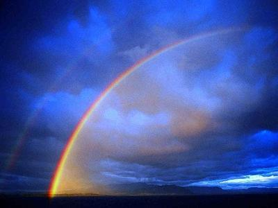 arcoiris - Guerrero solar del Arcoiris