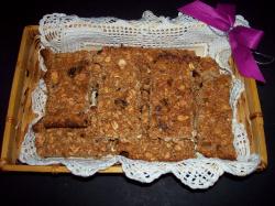 barritas cestita - Barritas de cereales sanas