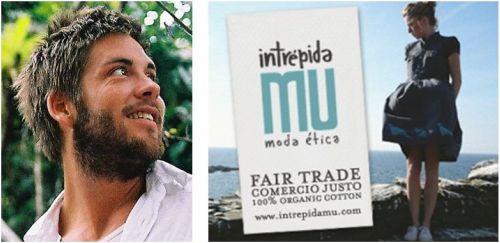 """intrepida mu - Entrevista a Pepe Barguñó, creador de la marca de moda ética Intrépida Mu: """"si quieres que cambie el mundo, empieza por ti mismo"""""""