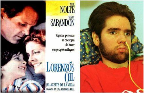 """lorenzo4 - Lorenzo Odone de """"El aceite de la vida"""" vivió 22 años más de lo que le pronosticaron"""