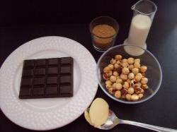 nocilla1 - Nocilla casera. Crema de cacao sana.
