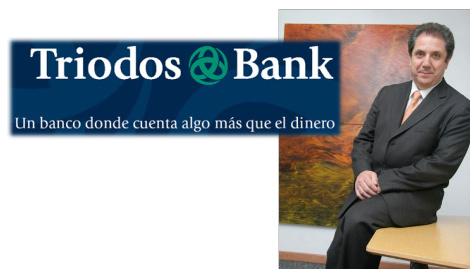 """triodos bank joan antoni mele - """"Pon tu dinero donde estén tus valores"""". Entrevista a Joan Antoni Melé, director de Triodos Bank en Cataluña."""