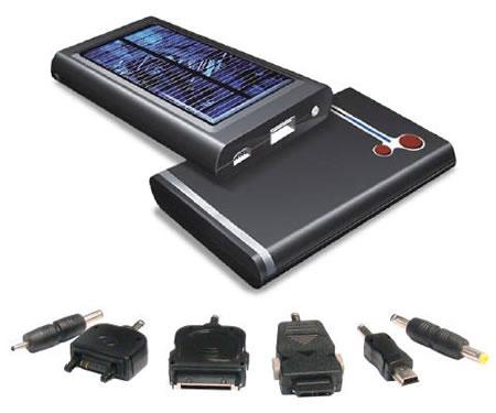 battech ipower sx - Battech iPower SX: cargador solar para todos tus gadgets