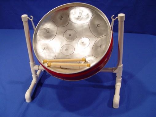 trinidad steel pan drum - El Steel Drum, un instrumento creado en tiempos de crisis