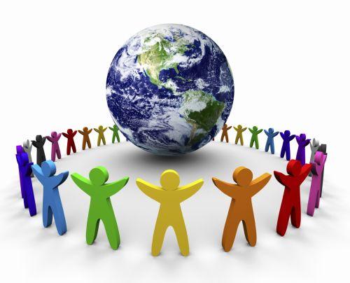 earth people1 - PROYECTO TERRA para aumentar la conciencia crística de la Humanidad