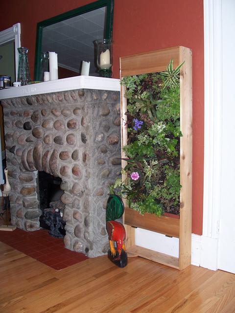 jardin vertical 3 - Jardines verticales ELT Easy Green. 10 ideas para tu casa ecológica 8