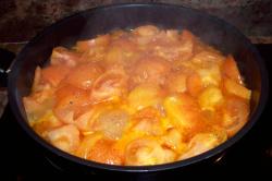 salsatomate1 - Receta de salsa de tomate frito de mi madre