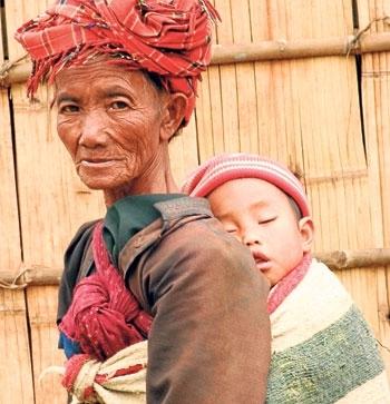 tribu - paz y crianza