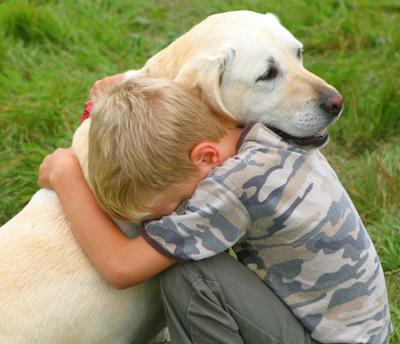 abrazo perro - abrazo perro