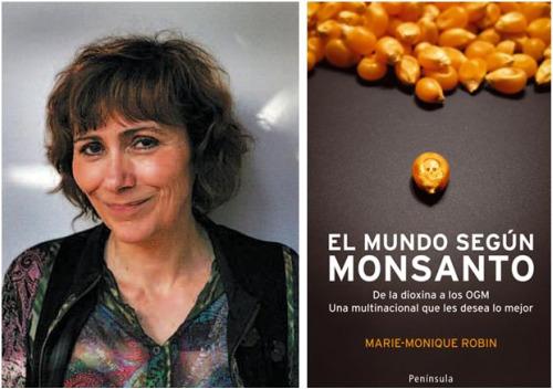"""elmundosegunmonsanto portada - """"¿Tu comerías insecticida?"""". Entrevista a Marie-Monique Robin"""